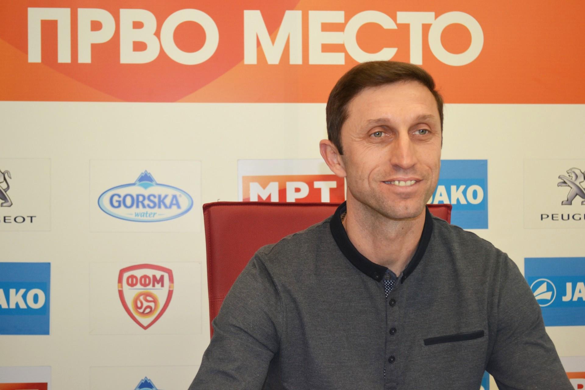 Milevski announced U21 squad for opening EURO qualifier