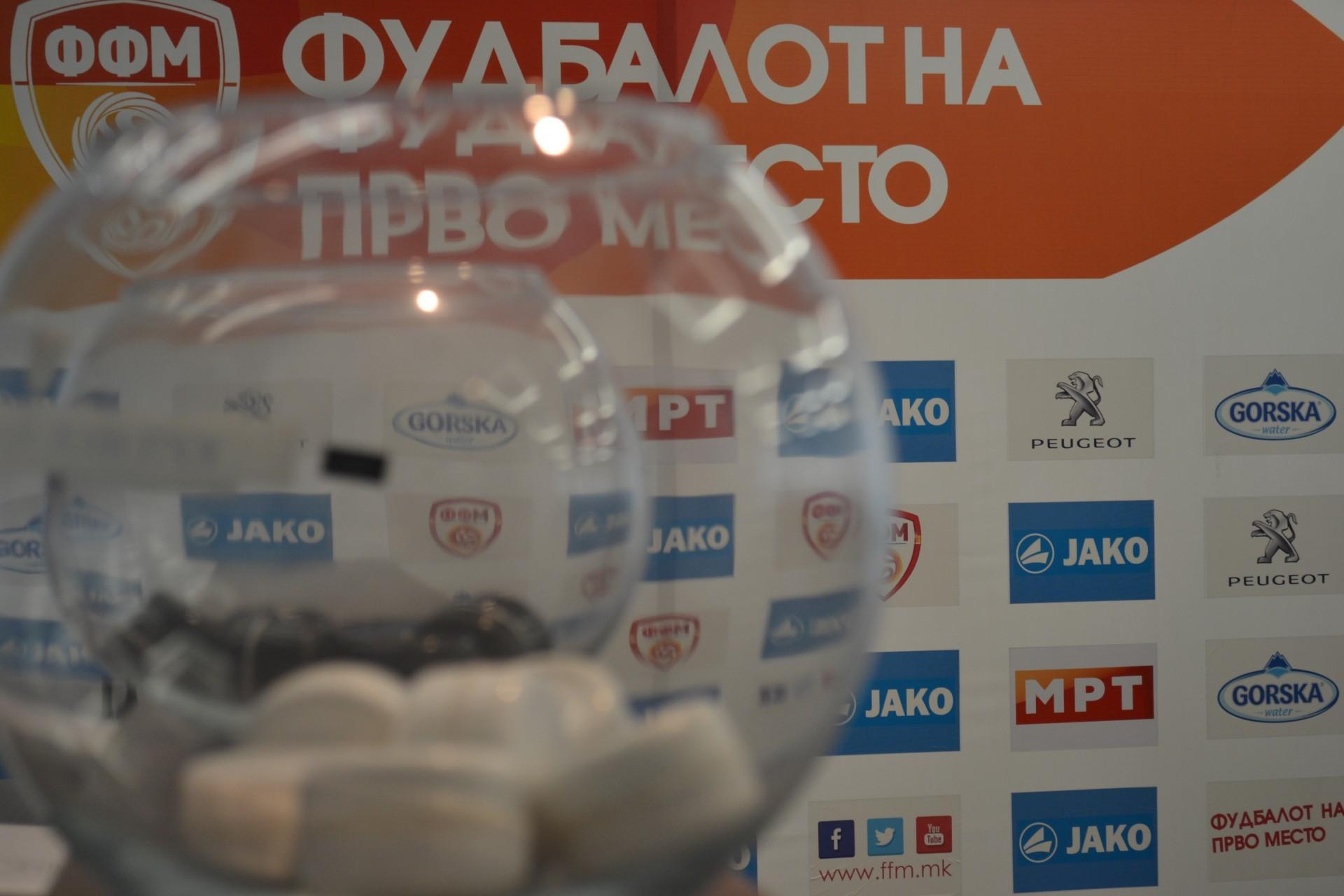 The draw; photo: FFM