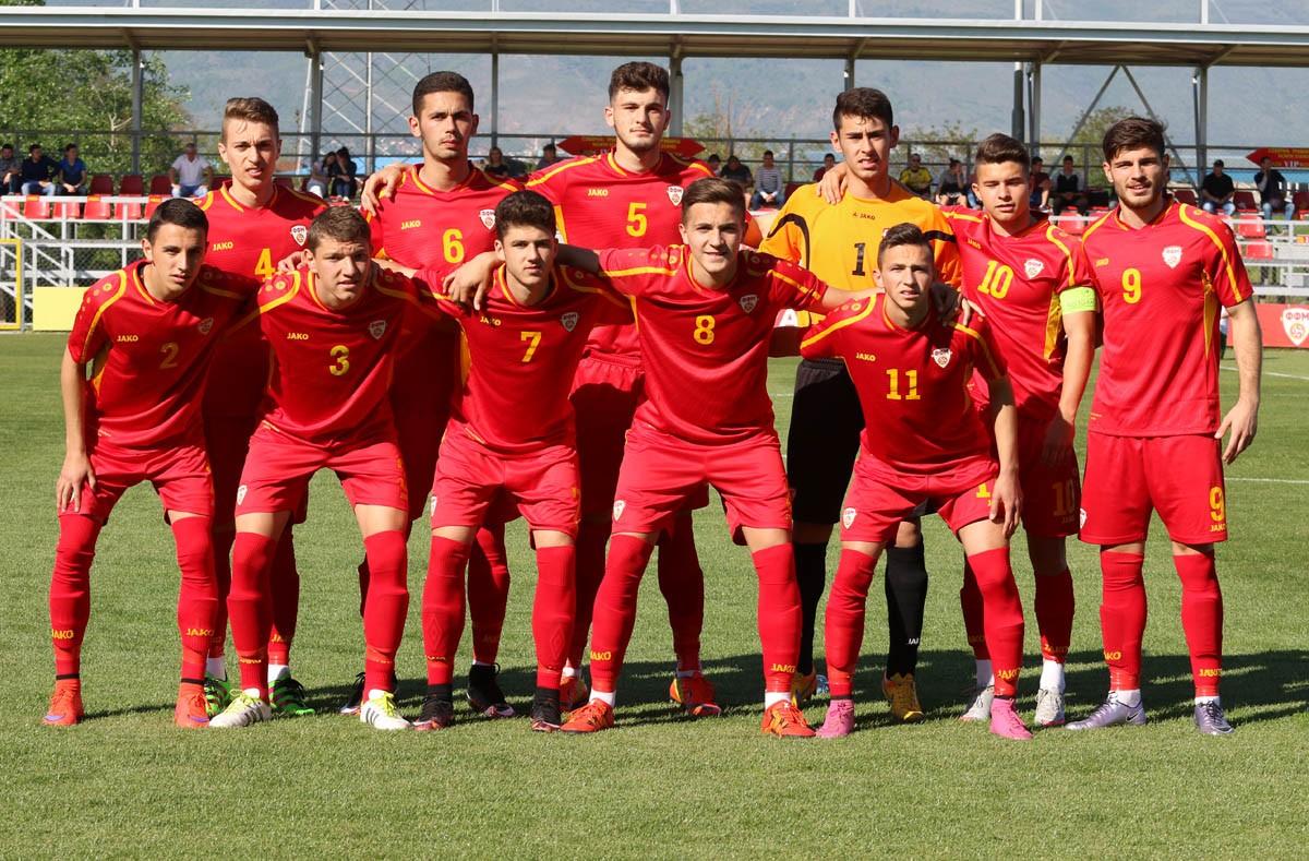The U18 national team